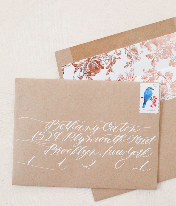 Hand-Painted-Rose-Gold-Foil-Birth-Announcements-Mon-Voir-Calligraphy-Bella-Figura-OSBP-115