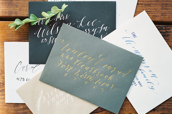 Calligraphy Inspiration: Wondrous Whimsy via Oh So Beautiful Paper