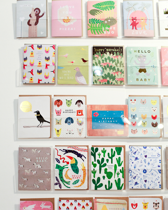 Crow & Canary booth at NYNOW Summer 2015 / Oh So Beautiful Paper