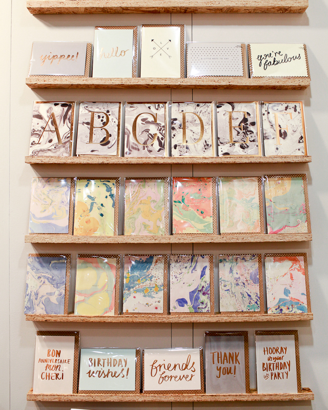 Katie Leamon at NYNOW Summer 2015 / Oh So Beautiful Paper