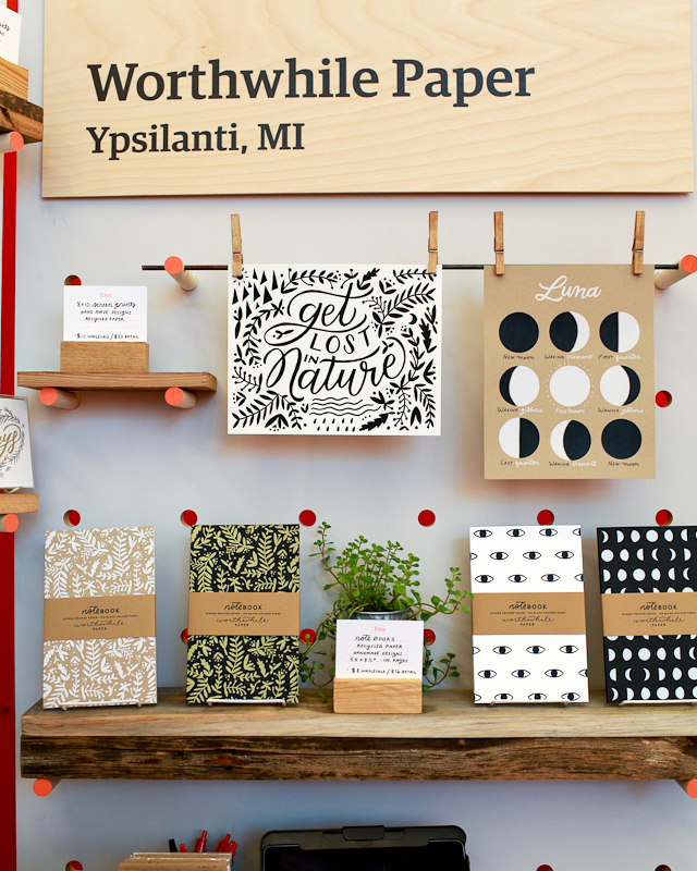 Worthwhile Paper at NYNOW Summer 2015 / Oh So Beautiful Paper