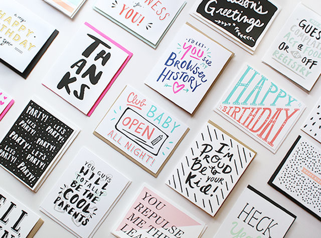Behind the Stationery: The Paper Cub Co. / Oh So Beautiful Paper