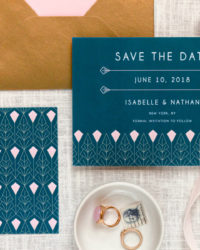 Save the Dates by Paper & Palm