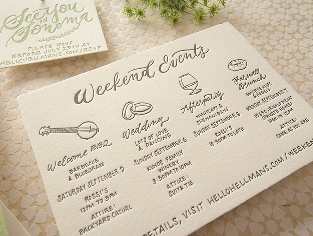 How To Add Personal Details Wedding Invitations Creative Wording Bright Room Studio For