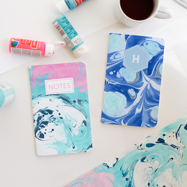 May Designs Marbled Notebooks Oh So Beautiful Paper