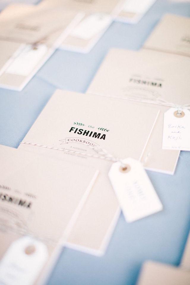Wedding Stationery Inspiration: Favors