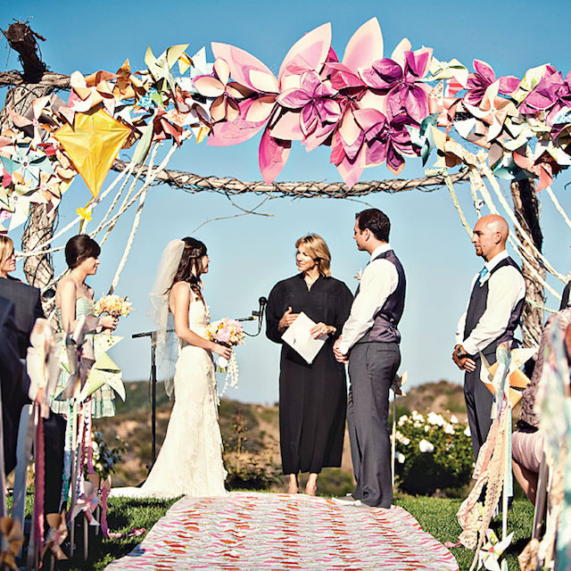 Wedding Stationery Inspiration: Colorful Details / Oh So Beautiful Paper