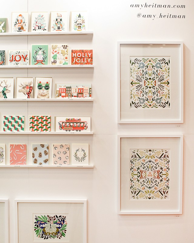 The 2016 National Stationery Show: Amy Heitman / Oh So Beautiful Paper