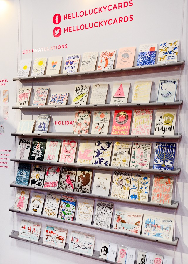 National Stationery Show 2016: Hello!Lucky / Oh So Beautiful Paper