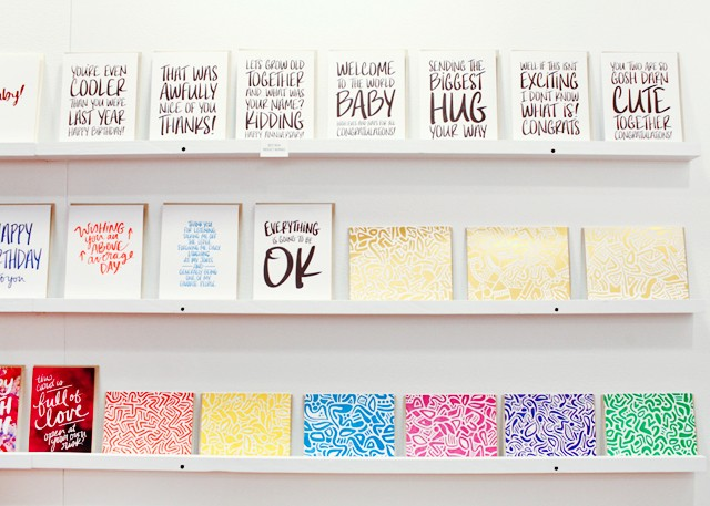 The 2016 National Stationery Show: Off Switch / Oh So Beautiful Paper