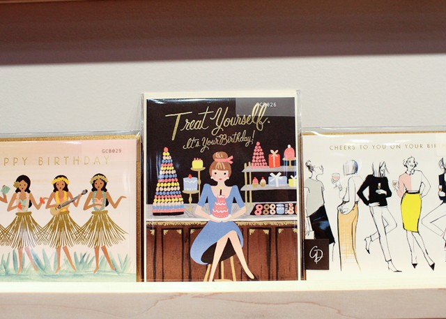 National Stationery Show 2016: Rifle Paper Co / Oh So Beautiful Paper