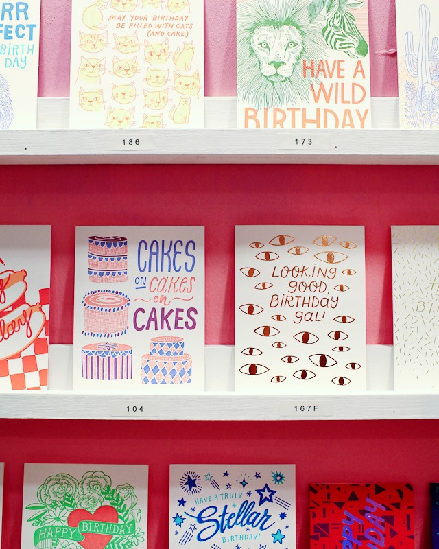 The 2016 National Stationery Show: The Good Twin / Oh So Beautiful Paper