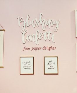 NSS 2016: Blushing Confetti / Oh So Beautiful Paper