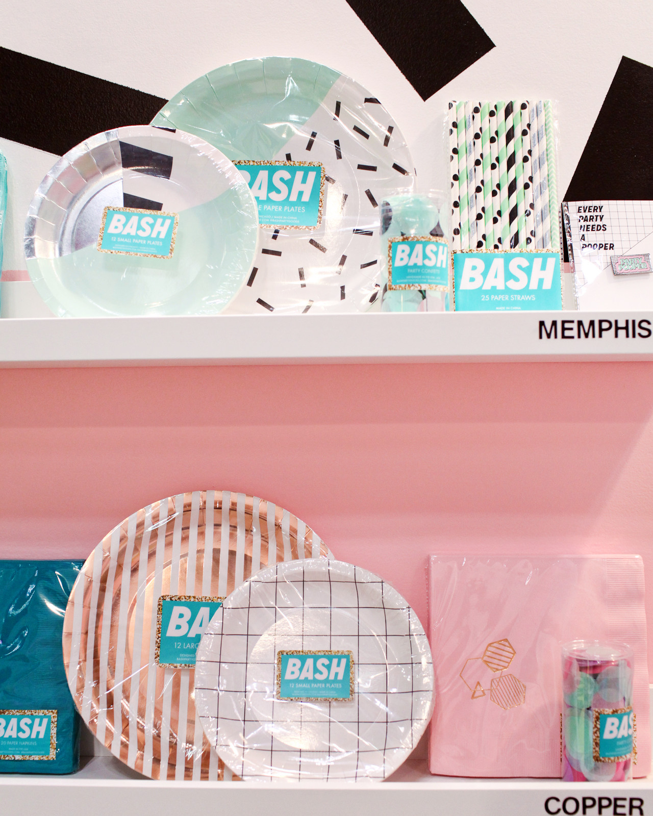 NSS 2016: Bash Party Goods / Oh So Beautiful Paper