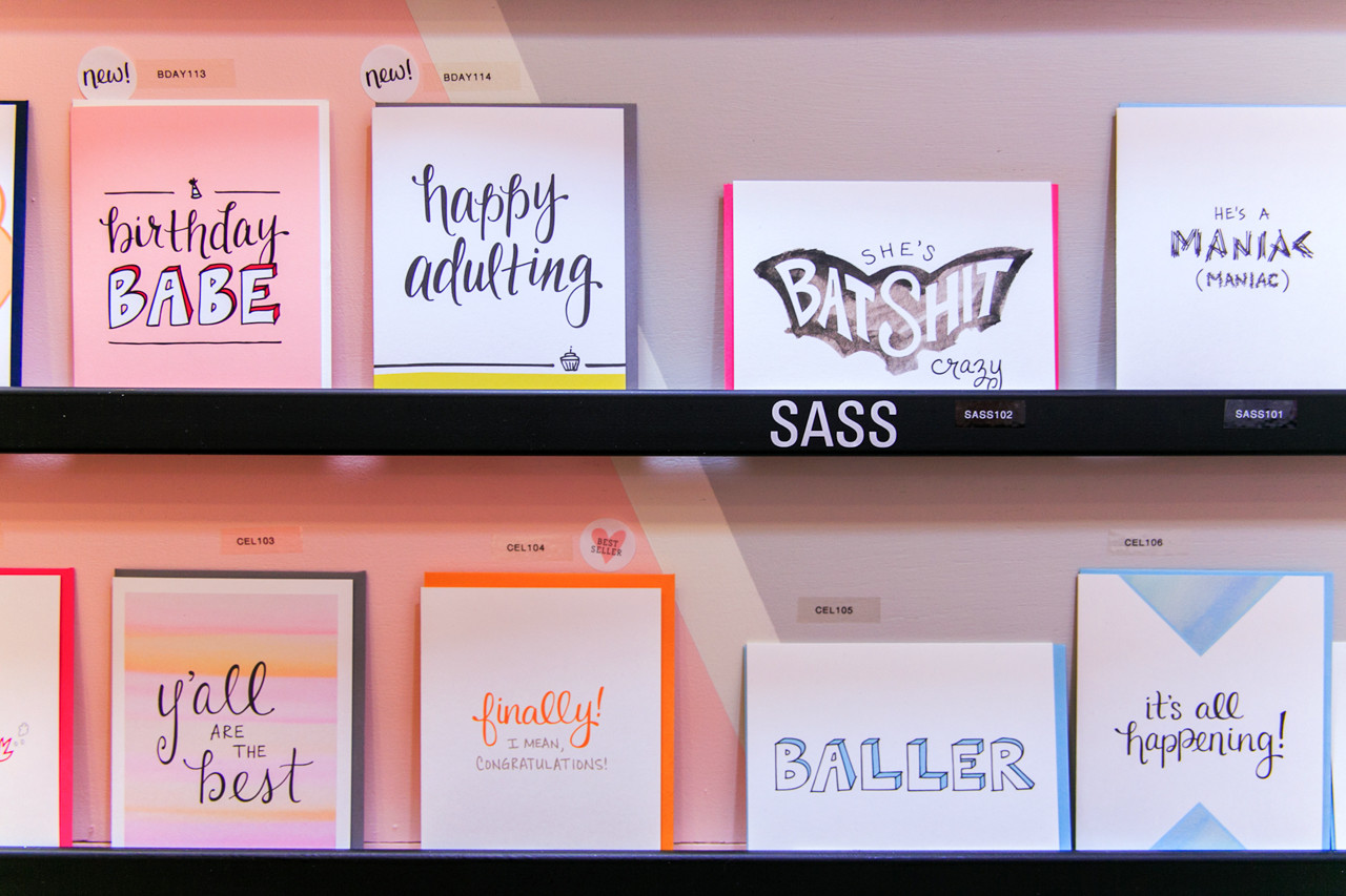 NSS 2016 –Calligraphy and Hand Lettering: Bundle Design / Oh So Beautiful Paper