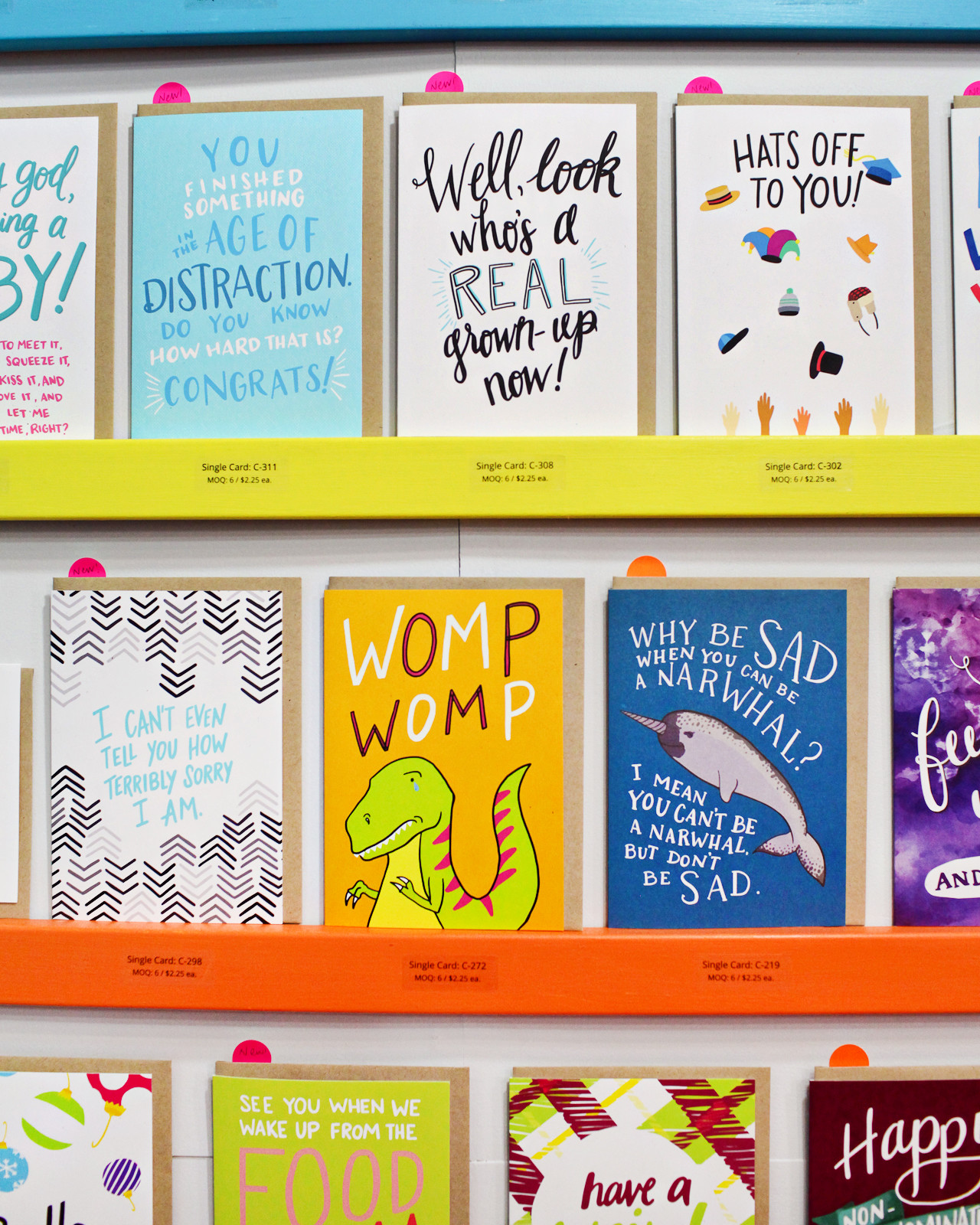 NSS 2016 –Calligraphy and Hand Lettering: Sea & Lake / Oh So Beautiful Paper