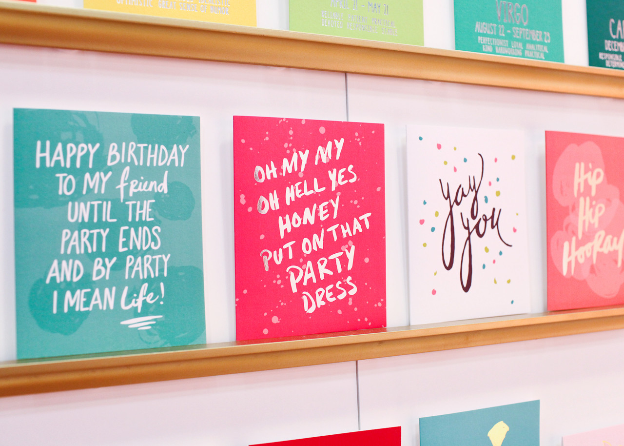 NSS 2016 –Calligraphy and Hand Lettering: laLa Grace / Oh So Beautiful Paper