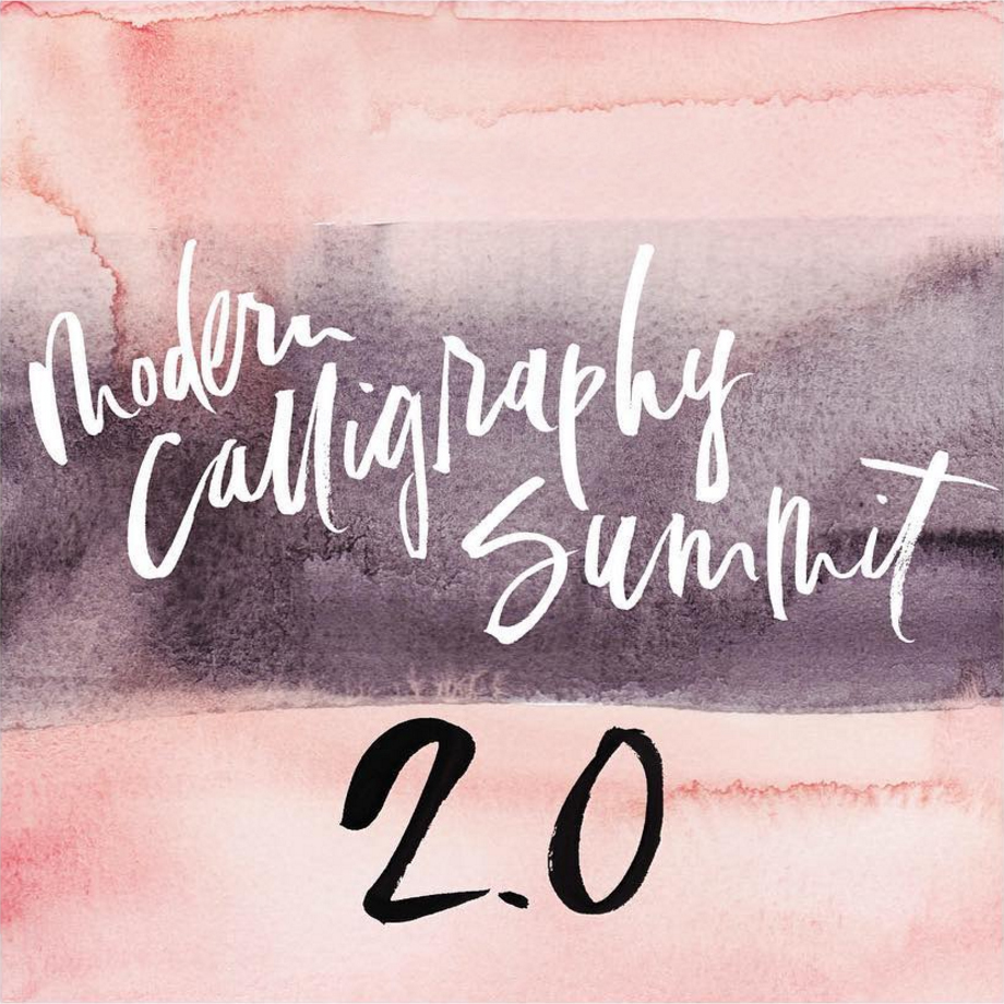 Modern Calligraphy Summit 2.0 / Script Merchant