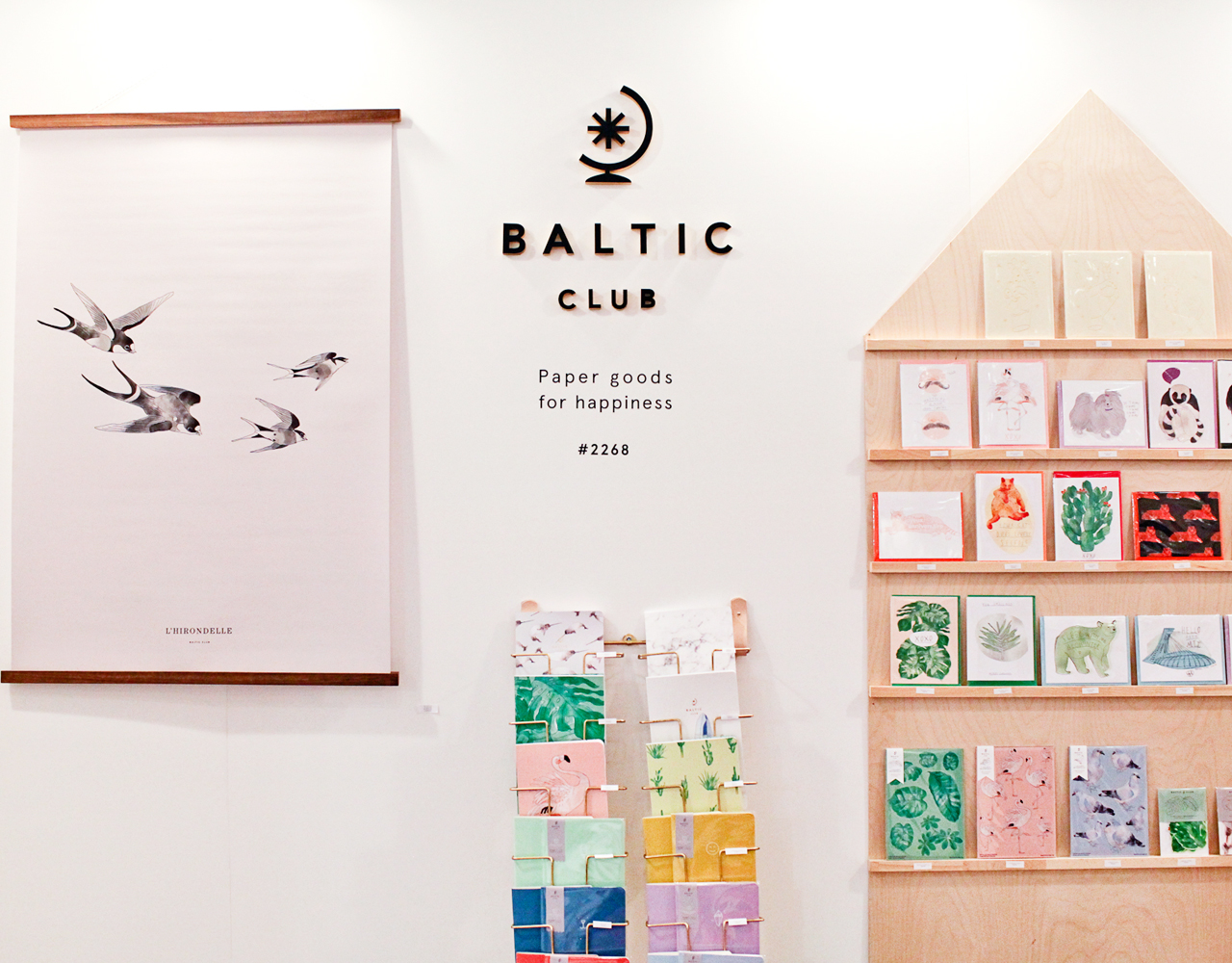 NSS 2016: Baltic Club / Oh So Beautiful Paper