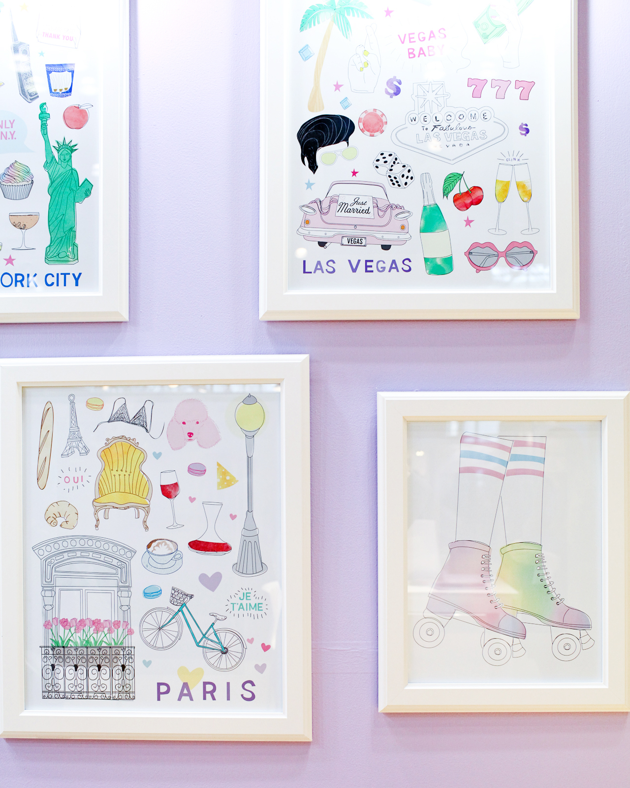 NSS 2016: Violet Clair / Oh So Beautiful Paper