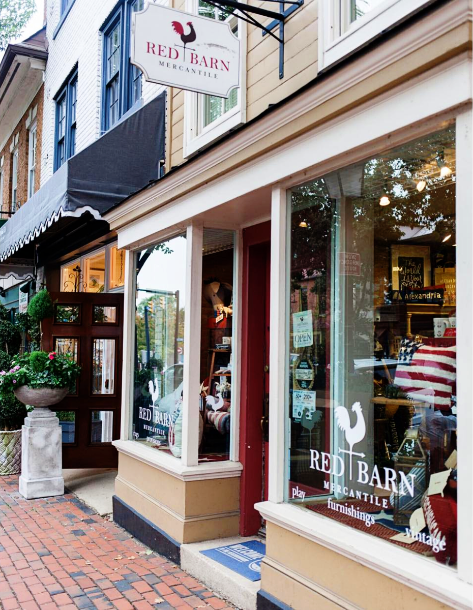 Where to Shop in Washington, DC: Red Barn Mercantile