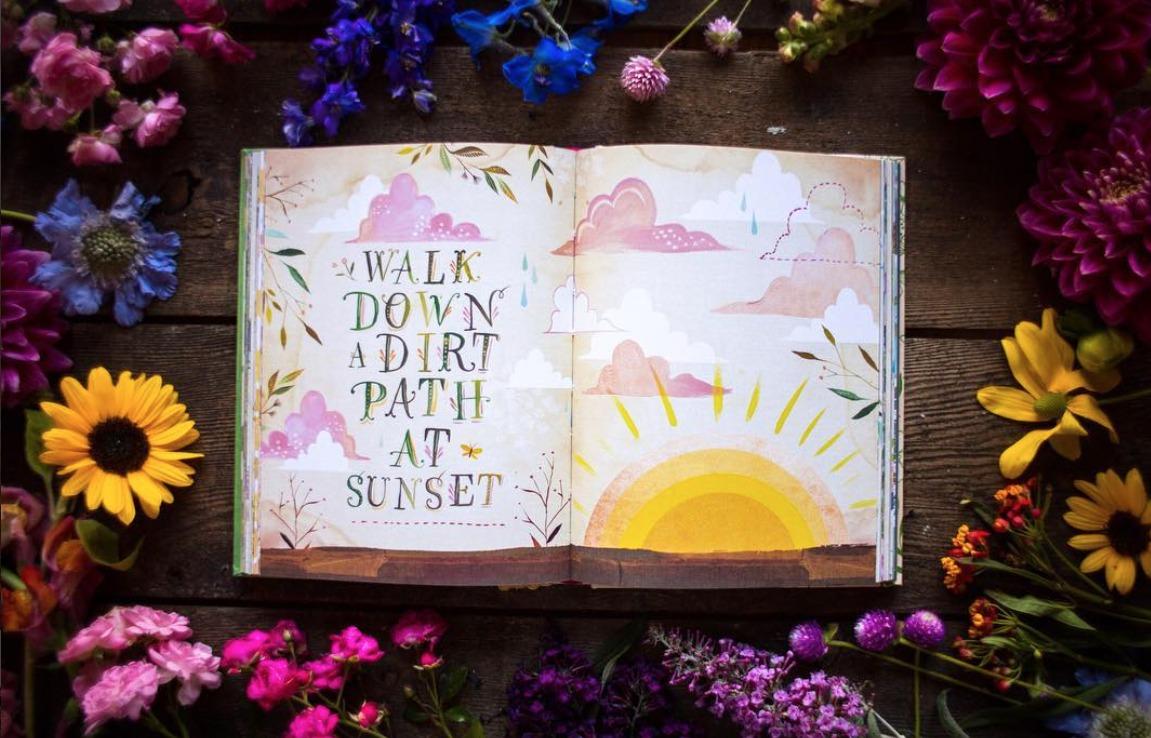 The World of Illustration: Botanical Illustrations by Katie Daisy