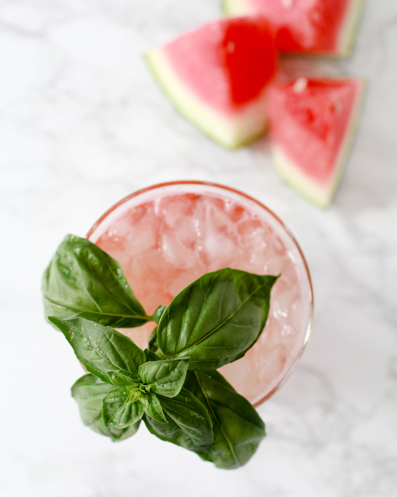 Best Cocktails of 2016: Watermelon-Basil Rum Smash