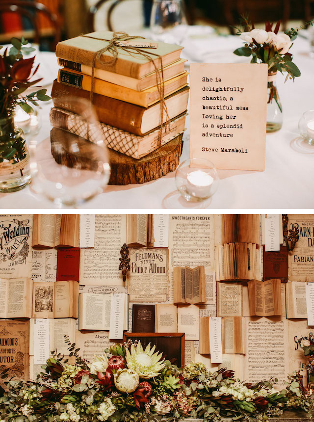 Wedding Stationery Inspiration: Vintage Inspired Details / Oh So Beautiful Paper