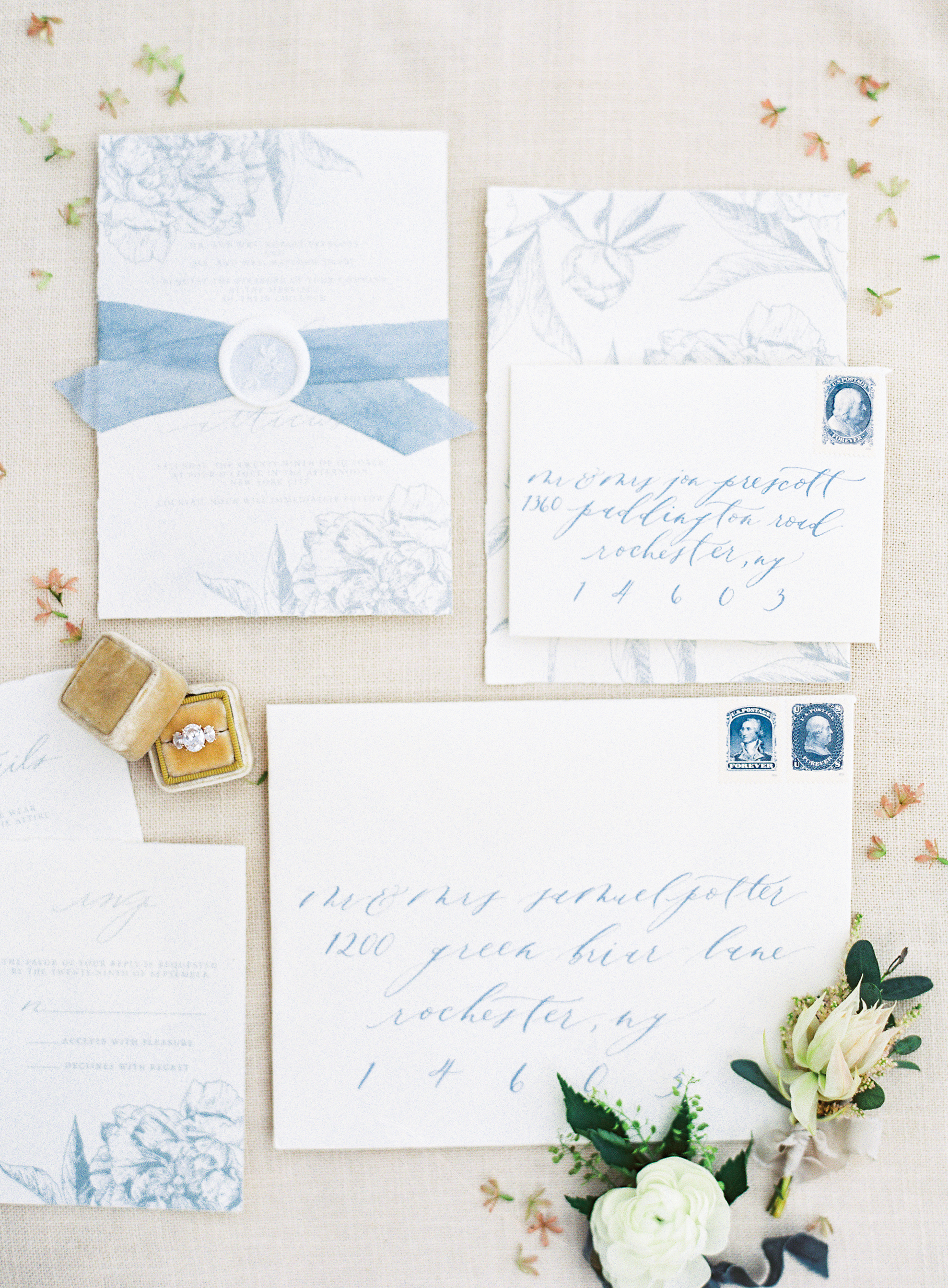 Calligraphy Inspiration: Esther Clark