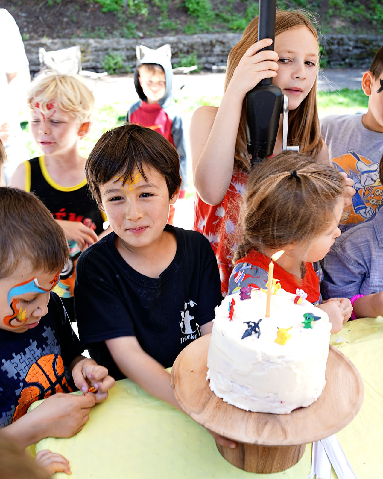 Pokemon Birthday Party Ideas from Good on Paper