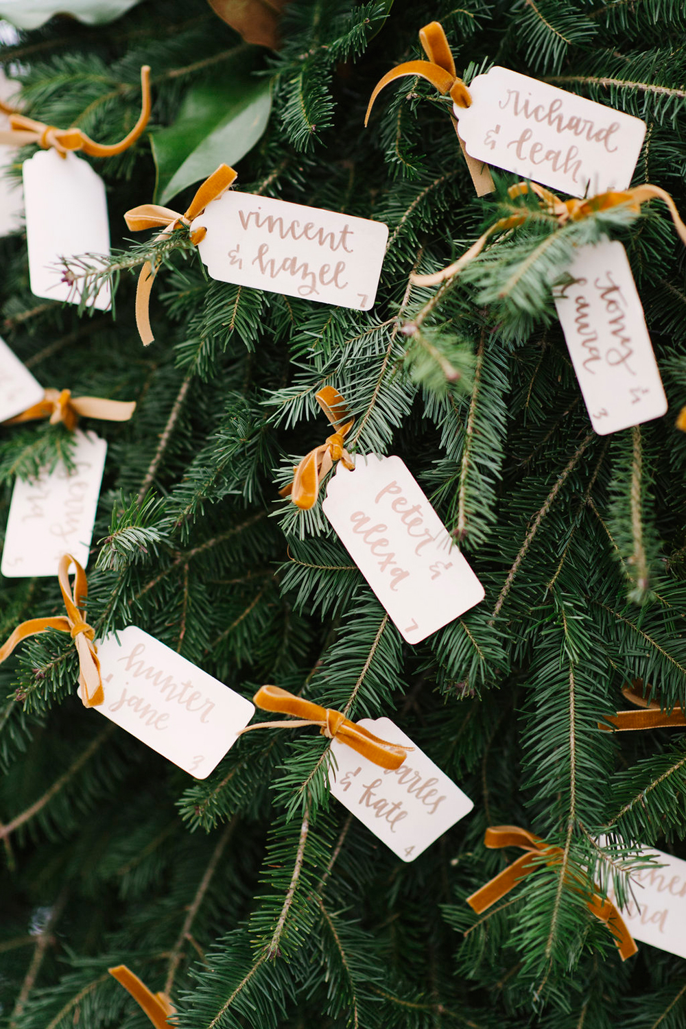 Winter Wedding Stationery Ideas