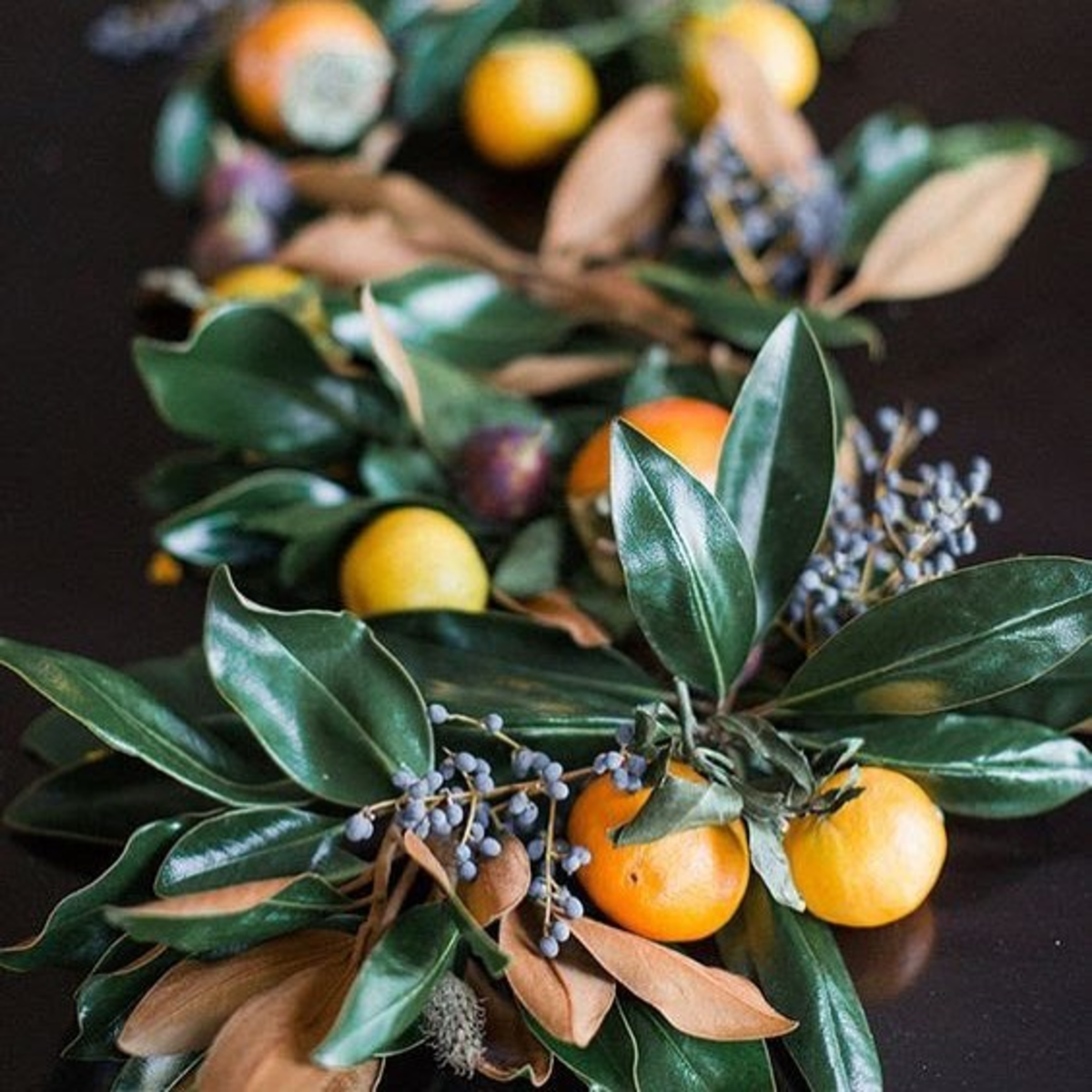 Holiday Garland and Table Styling Workshop with Wld Wst