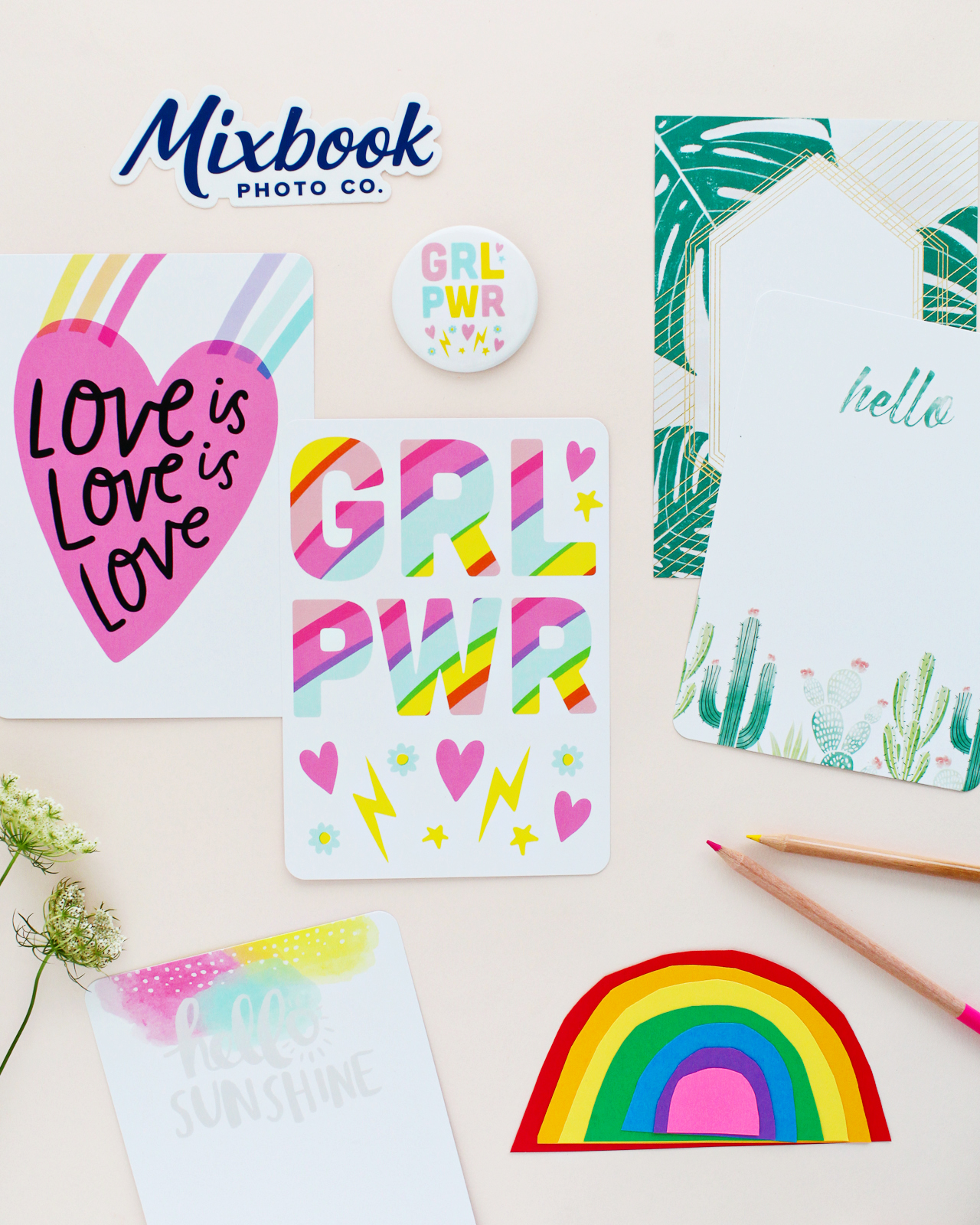 Mixbook Designer Collaborations