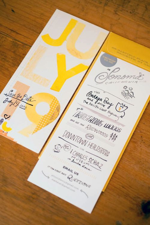 Allison marks vibrant and modern wedding invitations ued0927 stopboris Gallery