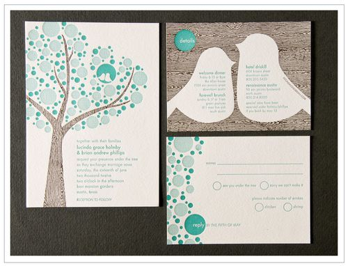 Bird Wedding Invitations was very inspiring ideas you may choose for invitation ideas