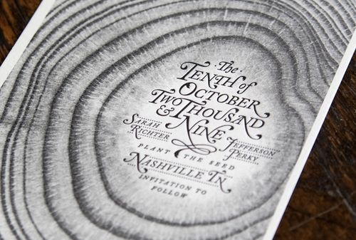 Woodgrain-typography-save-the-date